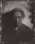 Dave Hunt - 5x4 Ambrotype wet plate
